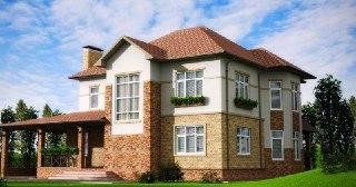 Фасадные работы Красноярск цена от 260 руб. м2